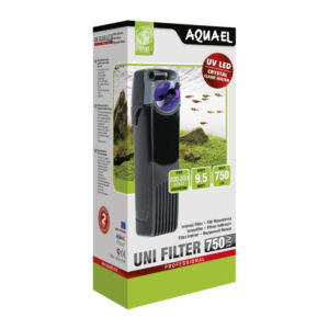 AquaEl Uni Filter 750 UV belső szűrő 200-300L