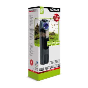 AquaEl Uni Filter 1000 UV belső szűrő 250-350L