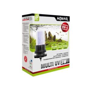 AquaEl Multi UV 3W - UV modul belső szűrőkhoz