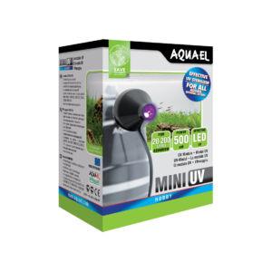 AquaEl Mini UV LED - UV modul belső szűrőkhoz