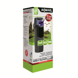 AquaEl Uni Filter 500 UV belső szűrő 100-200L
