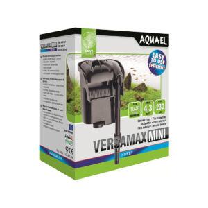AquaEl Versamax Mini külső szűrő 10-40L