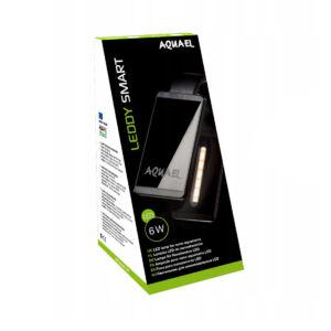 AquaEl Leddy Smart Plant akvárium világítás 6W (fekete)