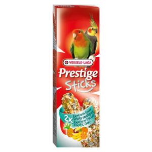 Versele-Laga Prestige Sticks Big Parakeets exotic fruit