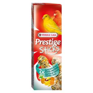 Versele-Laga Prestige Sticks Canaries exotic fruit