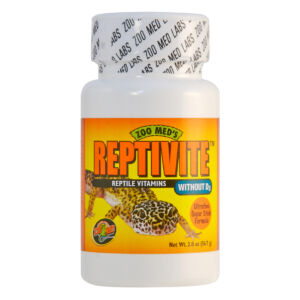 ZooMed ReptiVite D3-vitamin nélkül 57g