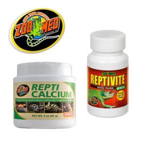 ZooMed Vitamin csomag D3-vitamnnal
