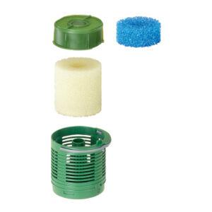 Eheim bővítőtartály (Easy Click) szűrőpatronnal,szűrőpárnával, Aquaball