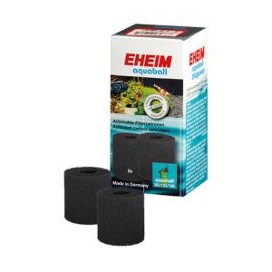Eheim aktív-szén szűrőpatron 2 db (nagy), Aquaball 60/130/180, Biopower 160/200/240 szűrőkhöz