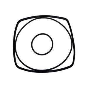 Eheim Tömítőgyűrű-készlet a szűrőanyagtartályhoz Professionel 3 1200XL/1200XLT