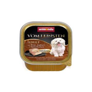 Animonda Vom Feinsten - Adult (marha, joghurt, zabliszt) 150g