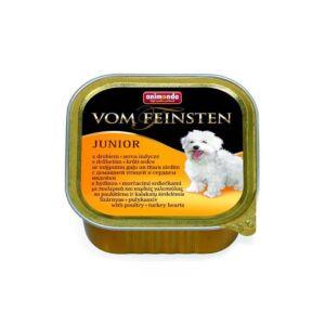 Animonda Vom Feinsten - Junior (baromfi, pulykaszív) 150g