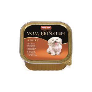 Animonda Vom Feinsten - Adult (vadnyúl) 150g