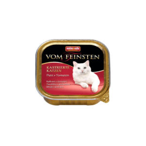 Animonda Vom Feinsten - Ivartalanított (pulyka, paradicsom) 100g