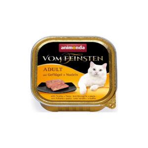 Animonda Vom Feinsten - Adult (baromfi, tészta) 100g