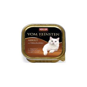 Animonda Vom Feinsten - Adult (csirkemáj) 100g