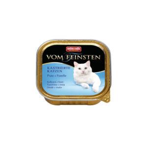Animonda Vom Feinsten - Ivartalanított (pulyka, pisztráng) 100g