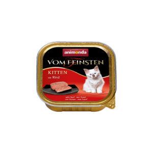 Animonda Vom Feinsten - Kitten (marha) 100g