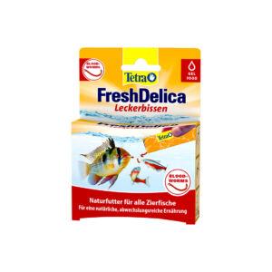 Tetra FreshDelica Bloodworms 48g