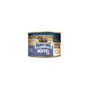 Happy Dog Pur bivalyhúsos konzerv 200g