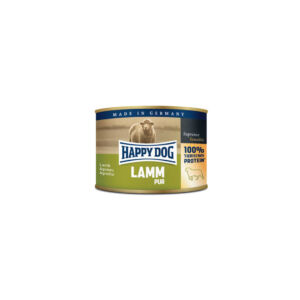 Happy Dog Pur bárányhúsos konzerv 200g