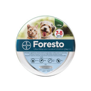 Foresto nyakörv 8kg alatti kutya, macska