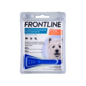 Frontline Kutya 2-10kg S