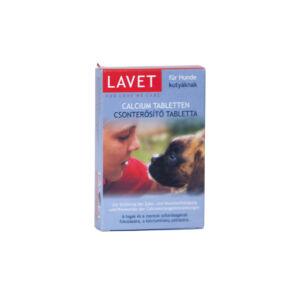 Lavet Csonterősítő tabletta - kutya 50db