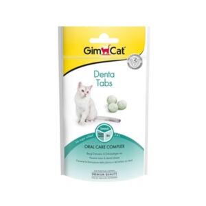 GimCat Denta Tabs 40g