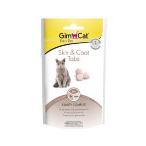 GimCat Skin & Coat Tabs 40g
