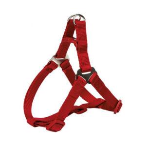 Trixie Prémium Y-hám XL piros