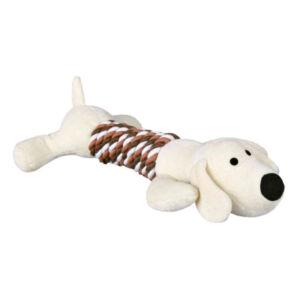 Trixie Plüss állatok kötéllel 32cm