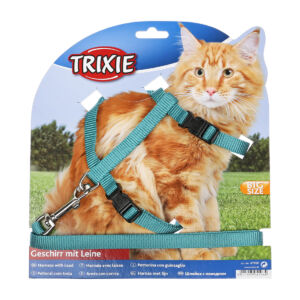 Trixie Hám+póráz macska XL