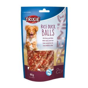 Trixie Jutalomfalat kacsa+rizs golyók 80g