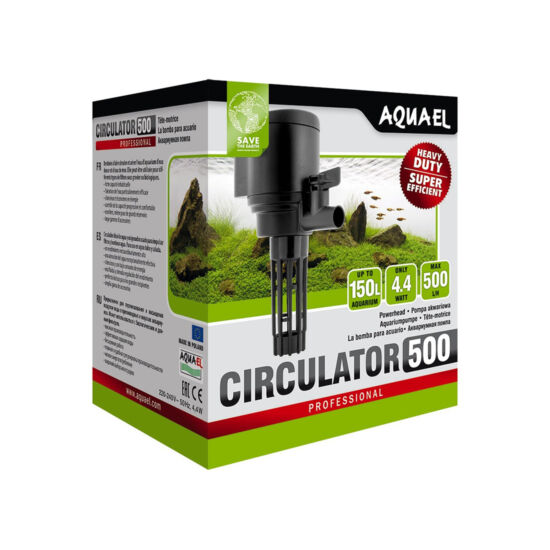 AquaEl Circulator 500 vízáramoltató szivattyú 150L-ig