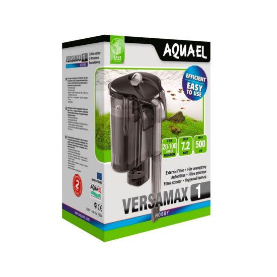 AquaEl Versamax 1 külső szűrő 20-40L