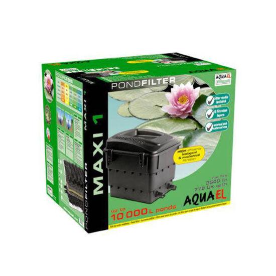 AquaEl MAXI 1 tavi szűrő 10.000L