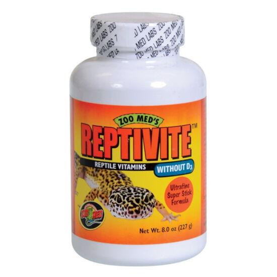 ZooMed ReptiVite D3-vitamin nélkül 227g