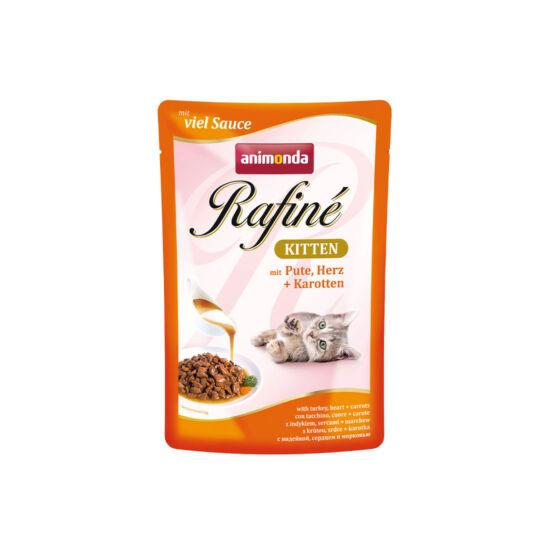 Animonda Rafiné Soupé - Kitten (pulyka, szív, sárgarépa) 100g