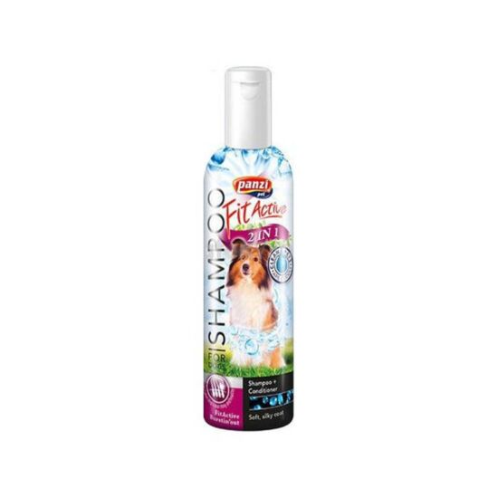 Panzi FitActive Kutya sampon - 2in1 200ml