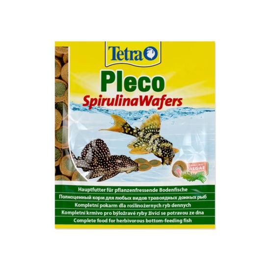 Tetra Pleco Spirulina Wafers 15g