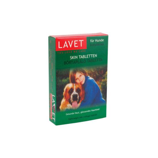 Lavet Bőrápoló tabletta - kutya 50db