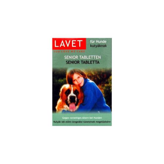 Lavet Senior tabletta - kutya 50db