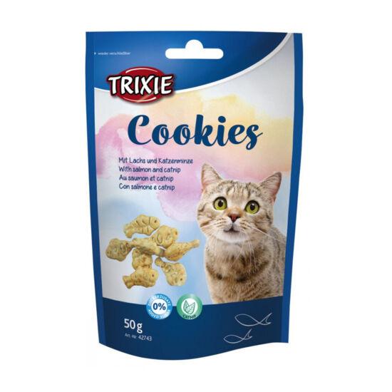 Trixie Jutalomfalat macska kekszek 50g
