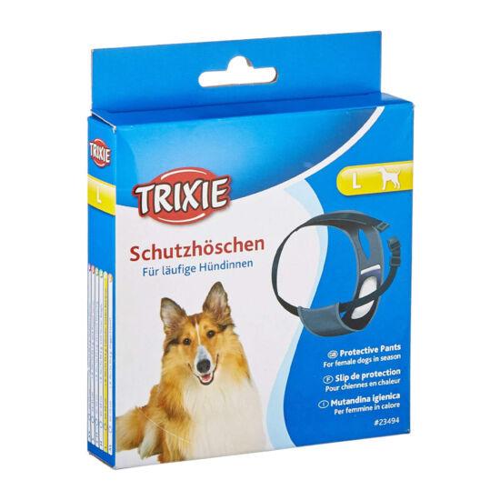 Trixie Tüzelőbugyi fekete L 50-59cm